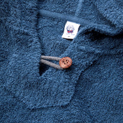 MensBajaHoodie_MENS_OUTERWEAR_INDIGO_MA6006 Close Up Collar View