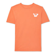 Men's Shaka T-Shirt - Rust