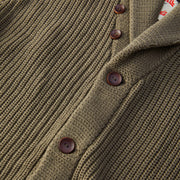 MensShawlCollarCardigan_MENS_OUTERWEAR_UNKNOWN_MA6008 Close Up Collar View