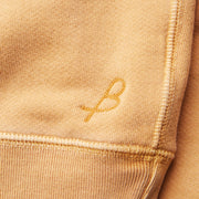 RaglanCrew_MENS_OUTERWEAR_GOLD_MA6013 Close Up Stitching Detail