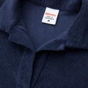SSTerryPolo_Womens_NA_Navy_up_close_collar