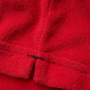 SSTerryPolo_Womens_NA_Red_up_close_vent