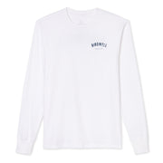 Santa Ana Long Sleeve T-Shirt - White