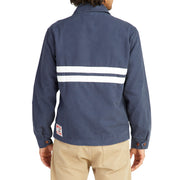 StoneWashedCompJacket_MENS_OUTERWEAR_NAVY_MA9003 On Model Back View