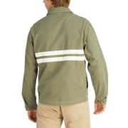 StoneWashedCompJacket_MENS_OUTERWEAR_OLIVE_MA9003 On Model Back View