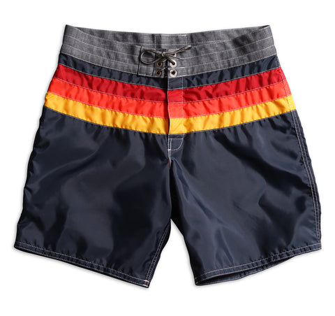 311 Limited-Edition Sunrise Board Shorts - Navy