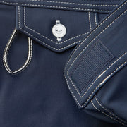 SurfStretchWrap_WOMENS_BOARDSHORTS-CLASSIC_NAVY_WA3406 Close Up Velcro Detail