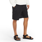 SurfStretch Tac Shorts - Black
