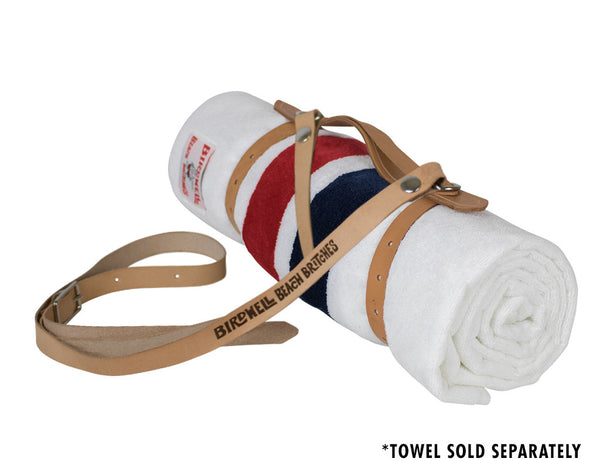 Leather Towel Strap - Limited Edition