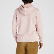 Cayucos Pullover Hoodie - Blush On Model Back