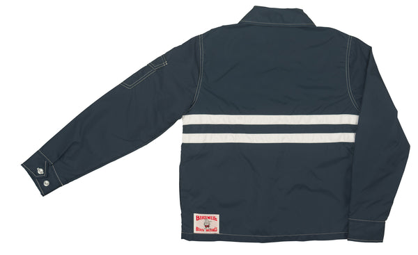 Womens Competition Jacket Navy & White