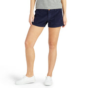 Women's Corduroy Shorts - Navy