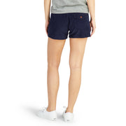 WomensCorduroyShorts_WOMENS_SHORTS_NAVY_WA4001 on model back view