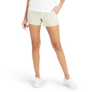 WomensCorduroyShorts_WOMENS_SHORTS_STONE_WA4001 on model front view