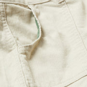 WomensCorduroyShorts_WOMENS_SHORTS_STONE_WA4001 close up on side pocket