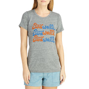 WomensPainterT_WOMENS_T-SHIRT_HEATHERGREY_WA1011 On Model Front View