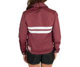 Women's SurfNyl Competition Jacket - Back (On Model)