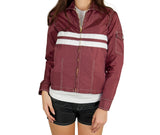 Women's SurfNyl Competition Jacket - Front (On Model)