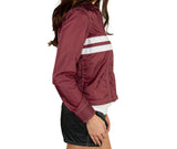 Womens Competition Jacket - Navy & White