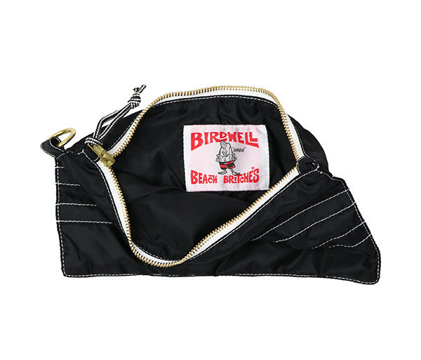 Black SurfNyl Gear Bag - Interior