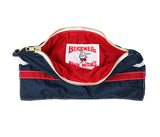 Navy & Red SurfNyl Gear Bag - Interior