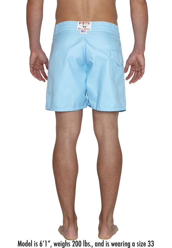 301 Board Shorts - Sky Blue