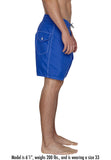 303 Board Shorts - Light Blue