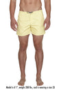 305 Board Shorts - Yellow