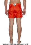 307 Board Shorts - Red