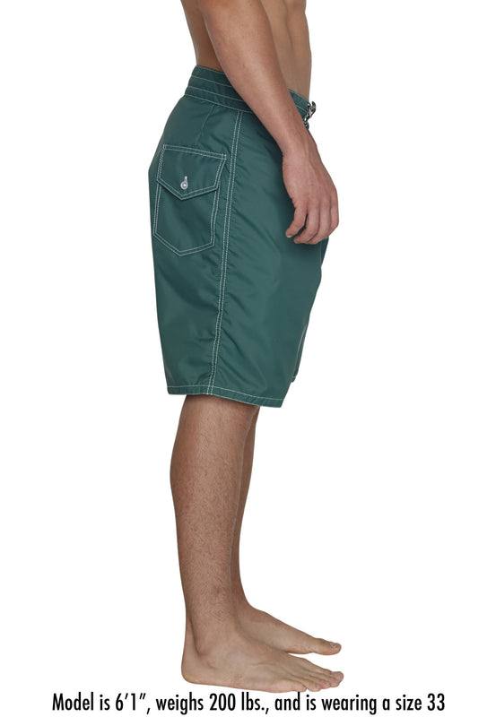 333 Board Shorts - Turquoise