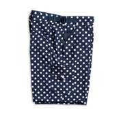 SurfStretch Tac Shorts - Polka Dot Flat Lay Right Side View
