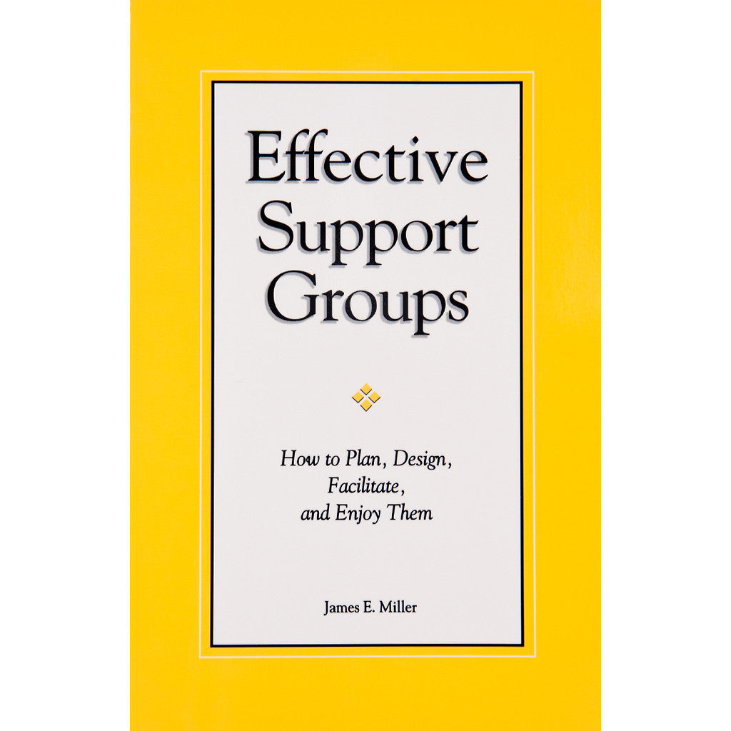 Start, facilitate, and enjoy support groups of all kinds.