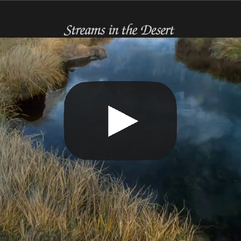 Streams in the Desert: A Photo Inspiration—The Video