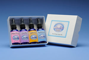 Sacred Space Spray Gift Set - 2 oz