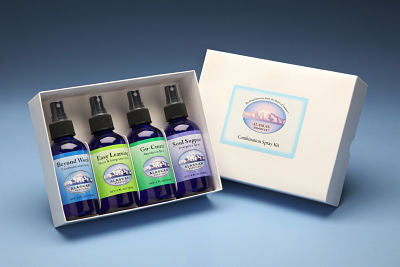 Combination Spray Gift Set - 4 oz