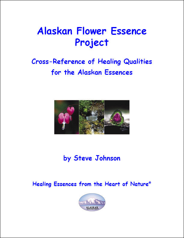 Cross Reference of Healing Qualities