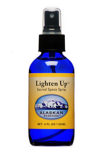 Lighten Up Spray - 4 oz