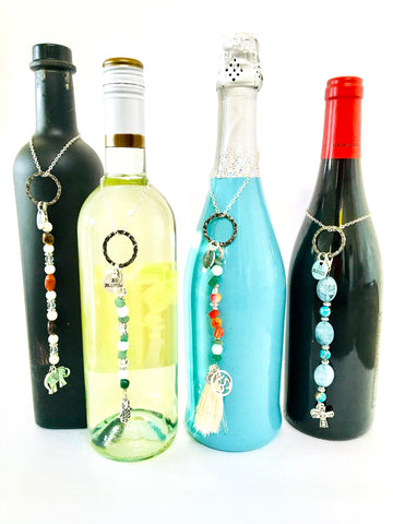 V'Enza Wine charms