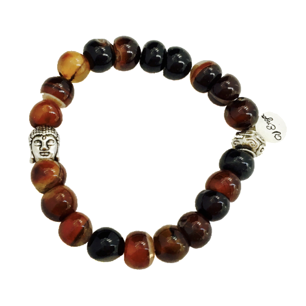 Buddha Bracelet (multi-color) - Jewelry for Women | V'Enza Creations