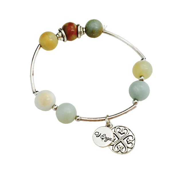 Lucky Irish Bracelet - Jewelry for Women | V'Enza Creations