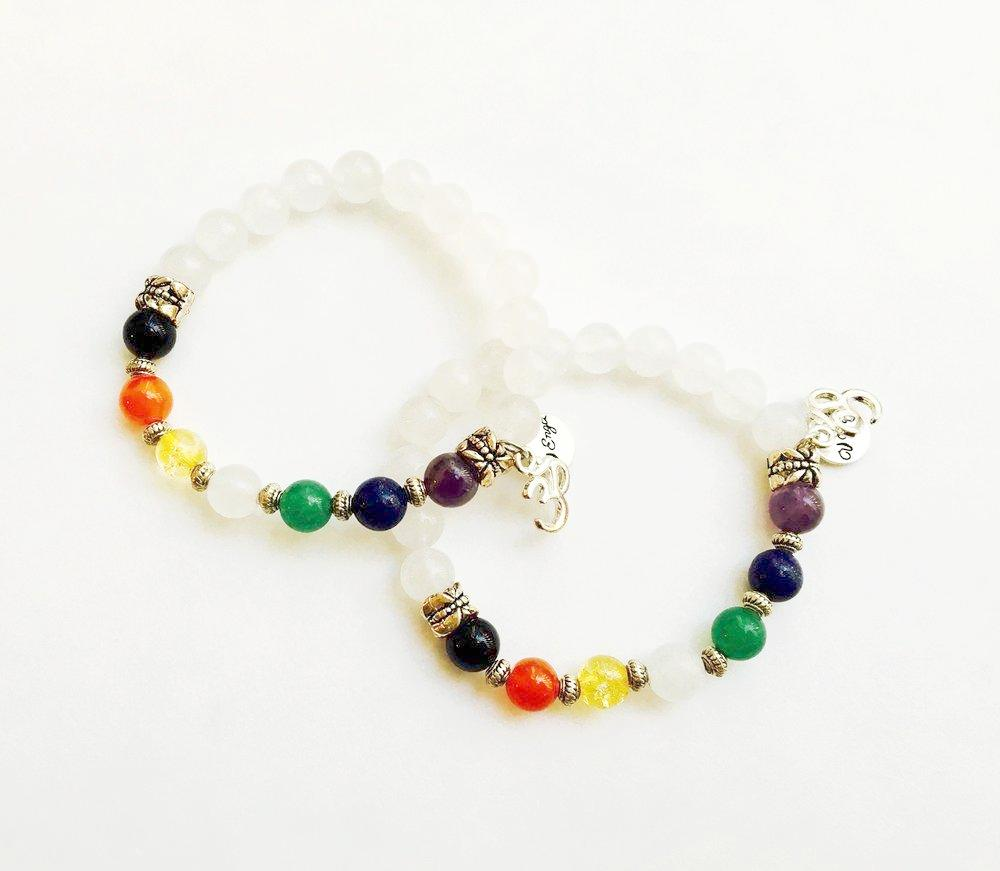 Chakra Bracelet - Jewelry for Women | V'Enza Creations