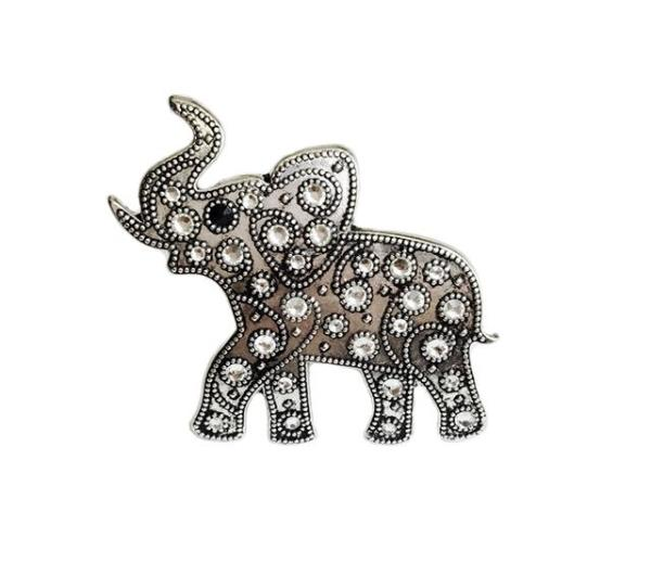 Elephant Car Vent Clip – Essential Oil - Carma Car Collection | V'Enza Creations