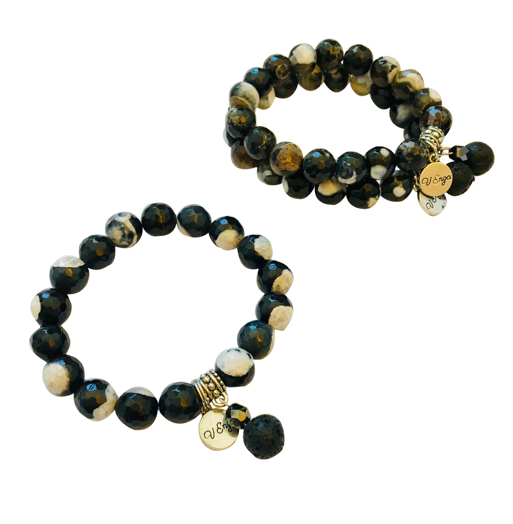 Essential Oil Bracelet ~ Enza