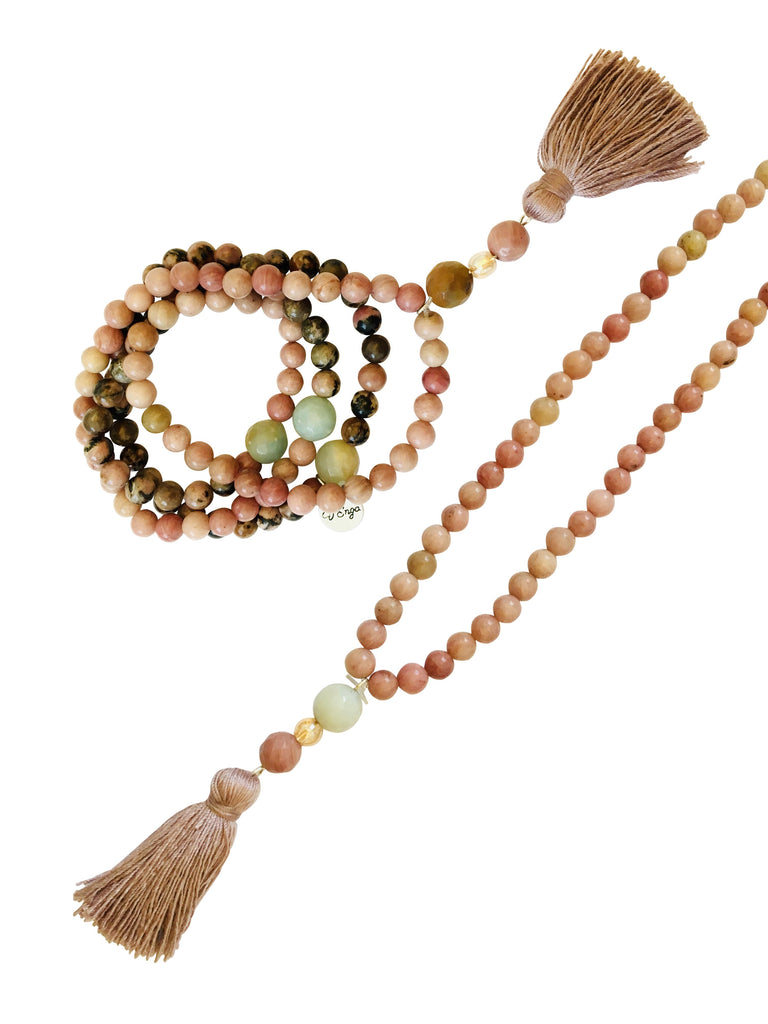 Mala of Love Necklace, Bracelet - Jewelry for Women | V'Enza Creations