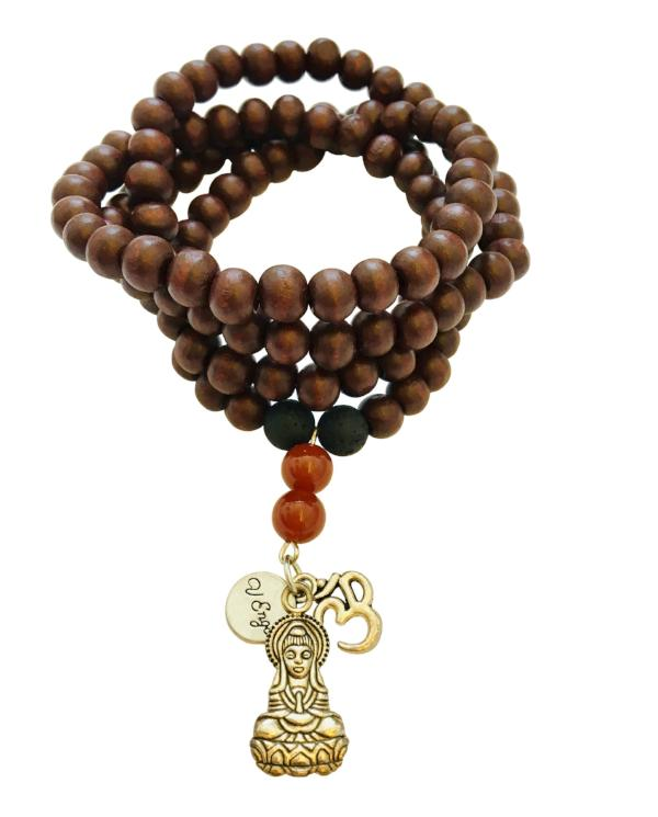 Mala of Zen Necklace, Bracelet - Jewelry for Women and Men | V'Enza Creations