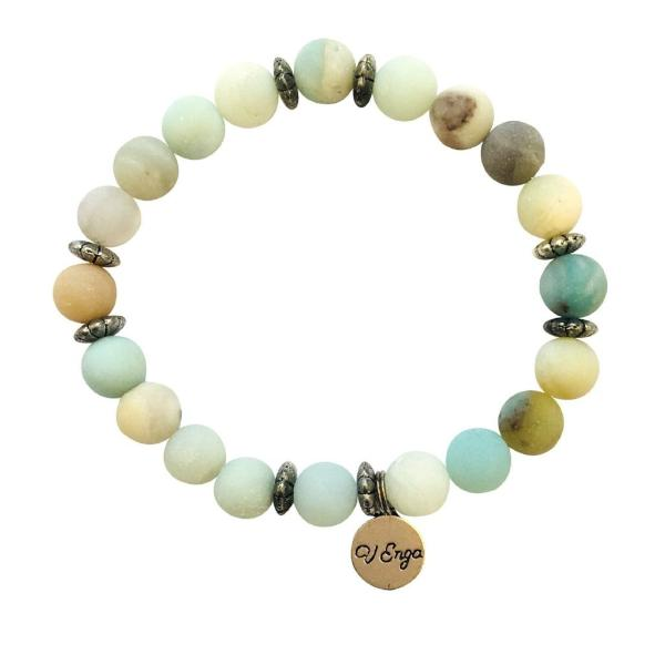 Positivity Bracelet - Inspirational Jewelry for Women | V'Enza Creations