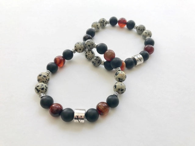 Abundance Bracelet - Jewelry for Men | Victory Line | V'Enza Creations