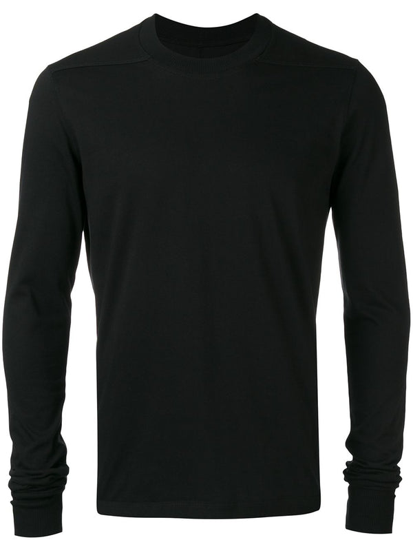 LONG SLEEVE SHORT LEVEL TEE