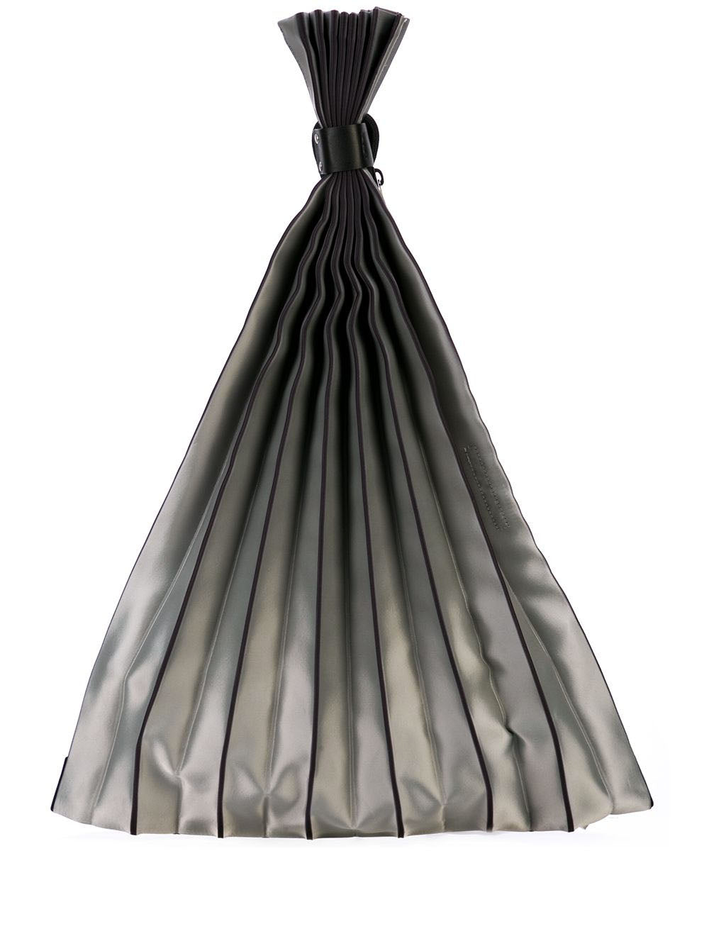 PLEATED FAN  BAG