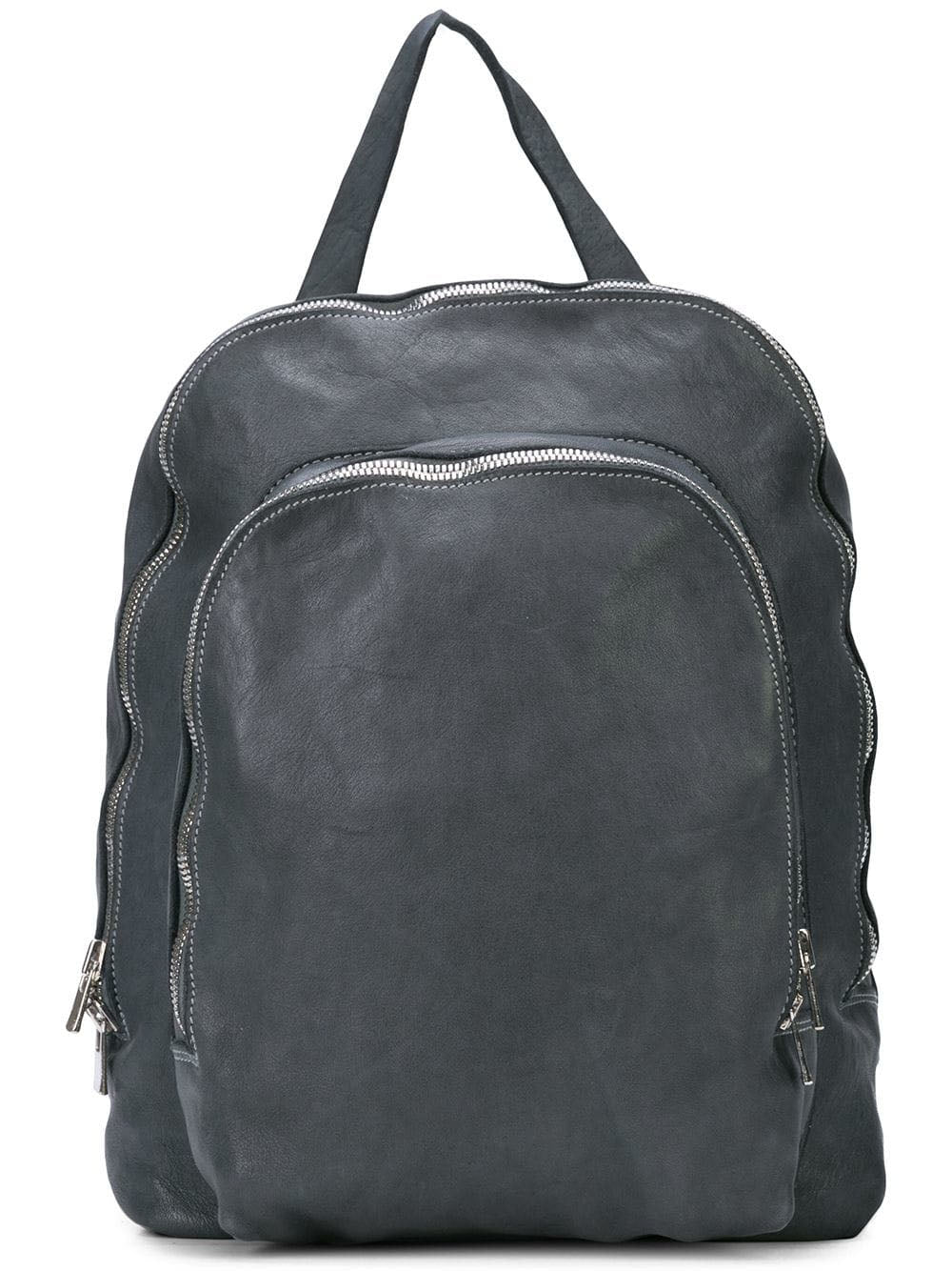 BACKPACK WITH 2 ZIP POCKETS